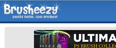Site com diversos Brushes para photoshop