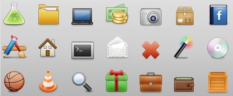 Os 50 melhores icones de 2011