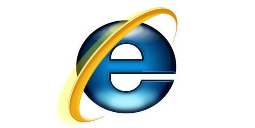 Exemplo logo Internet Explorer com CSS3