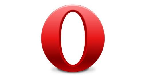 Exemplo logo Opera com CSS3
