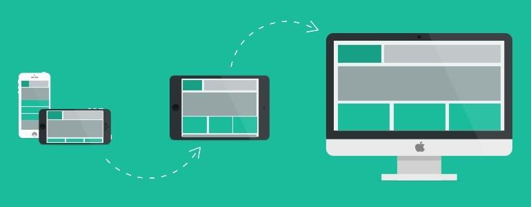 Melhoria progressiva e Mobile First