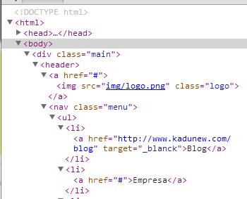 Expandir HTML