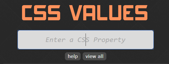 http://cssvalues.com/